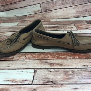 Sperry classic top-sider boat shoe size 10.5 Wide